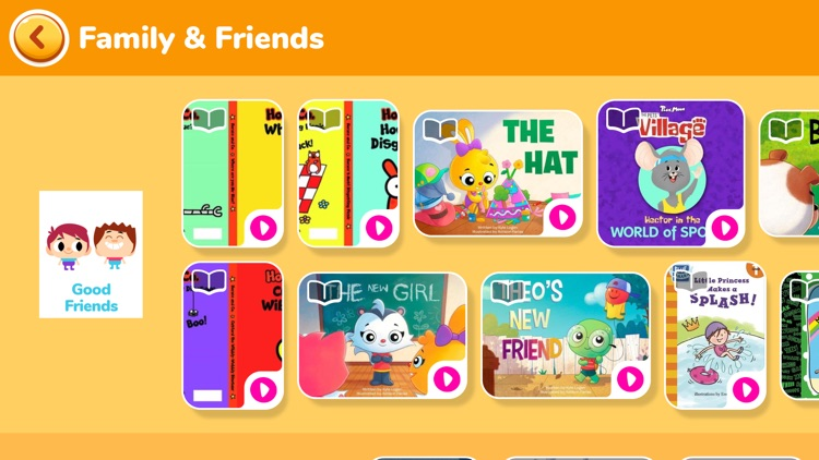 PlayKids Stories: Learn ABC screenshot-5