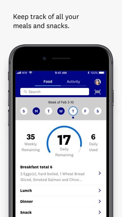 Ww (weight Watchers) App Reviews - User Reviews of Ww (weight Watchers)