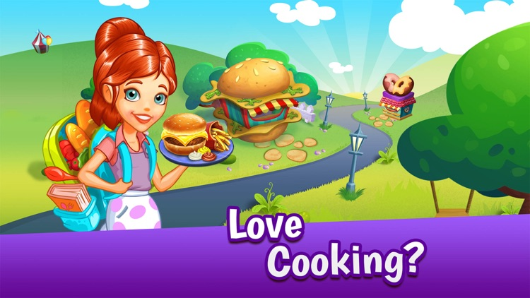 Cooking Tale - Food Games screenshot-0