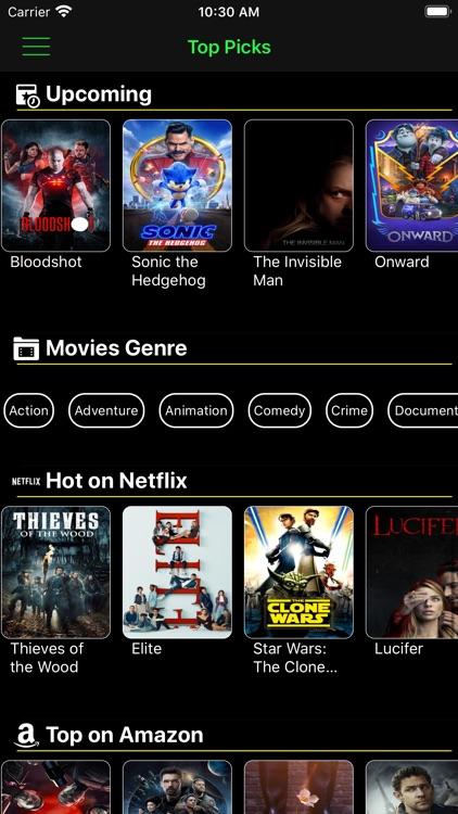 Show Box Loca-Movie & TV Guide
