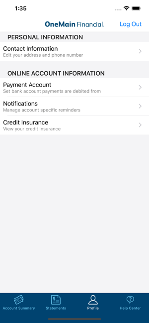 One Main Financial Loan Reviews >> Onemain On The App Store