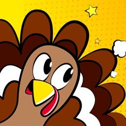 Thanksgiving Stickers · Emojis