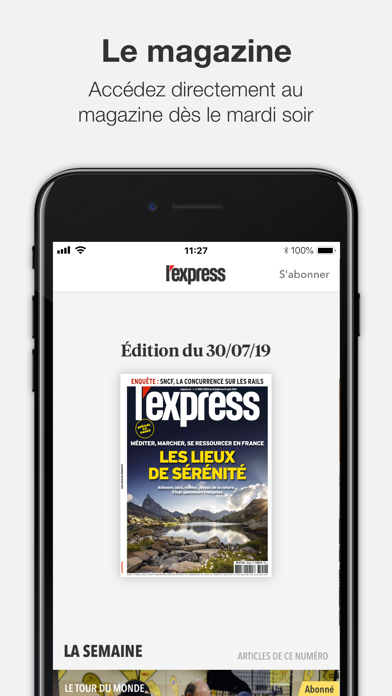 download L'Express - Info au quotidien indir ücretsiz - windows 8 , 7 veya 10 and Mac Download now