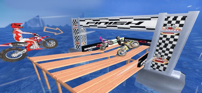Dirt Bike Racing - Mad Race 3d Screenshot