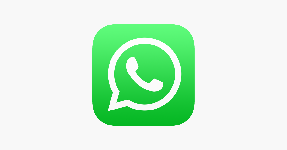 WHATSAPP GRATIS IPHONE 7
