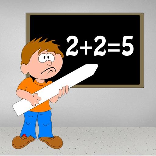YOU STUPID : peak math game
