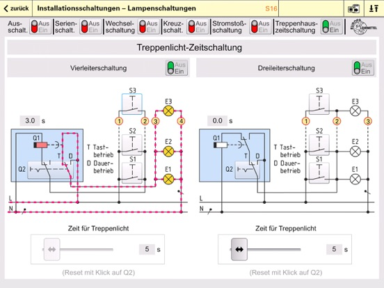 SimElektro Grundstufe 1.0 screenshot one