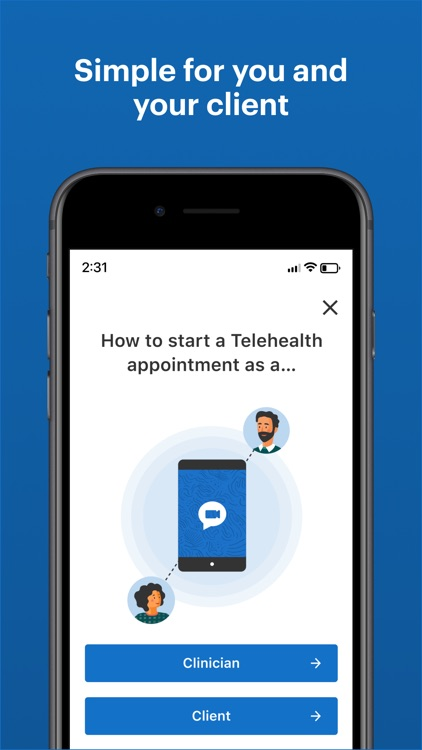 Telehealth by SimplePractice screenshot-4