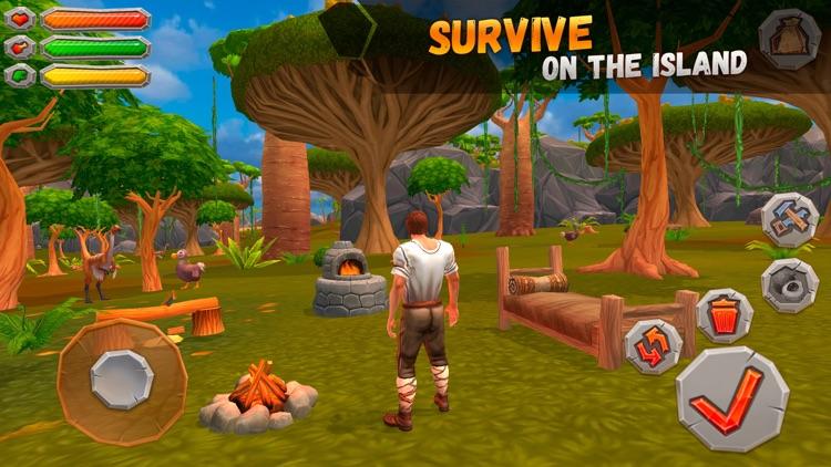 Survival Island 2. Dino Ark screenshot-4