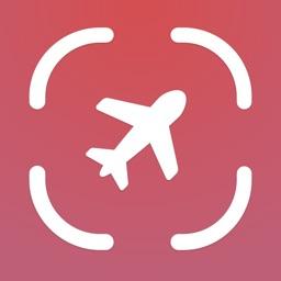 AR Planes - flight tracker
