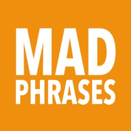 Mad Phrases - Group Party Game
