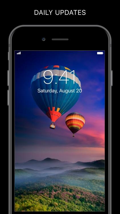 Everpix Cool Wallpapers HD 4K screenshot-5