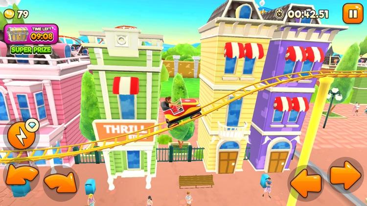 Thrill Rush Theme Park screenshot-0
