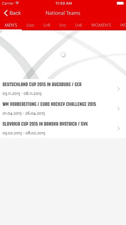 Swiss Ice Hockey screenshot-4