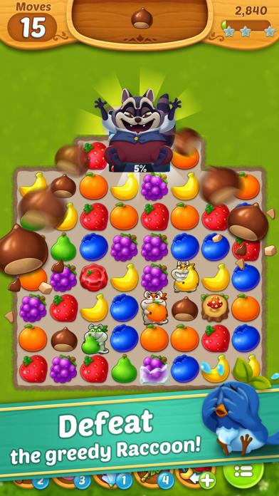 Fruits Mania : Fairy rescue screenshot 4