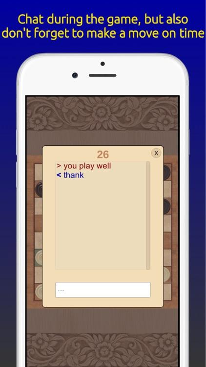 Checkers Online screenshot-4