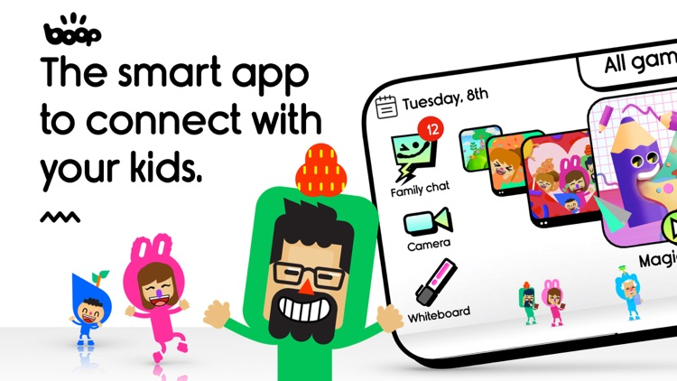 Boop Kids - Smart Parenting screenshot-0