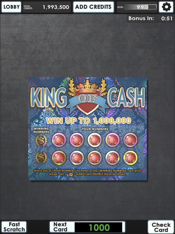 Lucky Lottery Scratchers screenshot 6