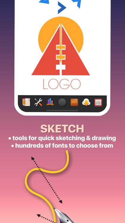 Logo and Designs Creator screenshot-3