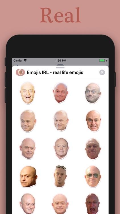 Emojis IRL - real life emojis