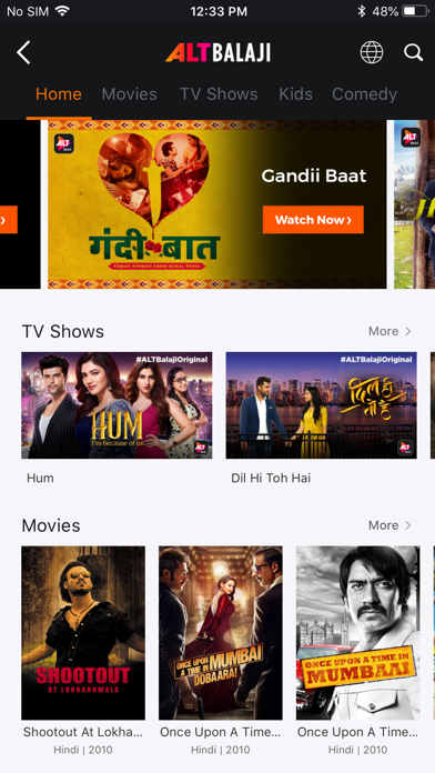 YuppTV - Live TV & Movies - Revenue & Download estimates - Apple App