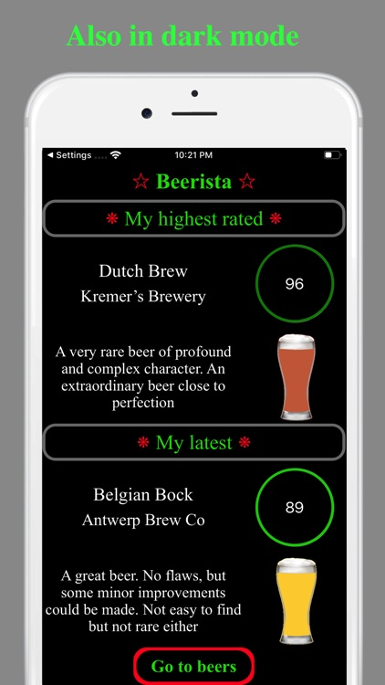 Beerista, the beer tasting app screenshot-5
