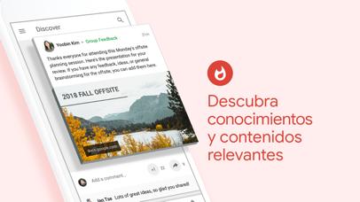 Screenshot for Google+ para G Suite in Venezuela App Store