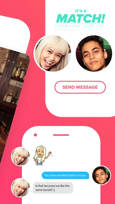 Screenshot for Tinder - dating in Canada App Store
