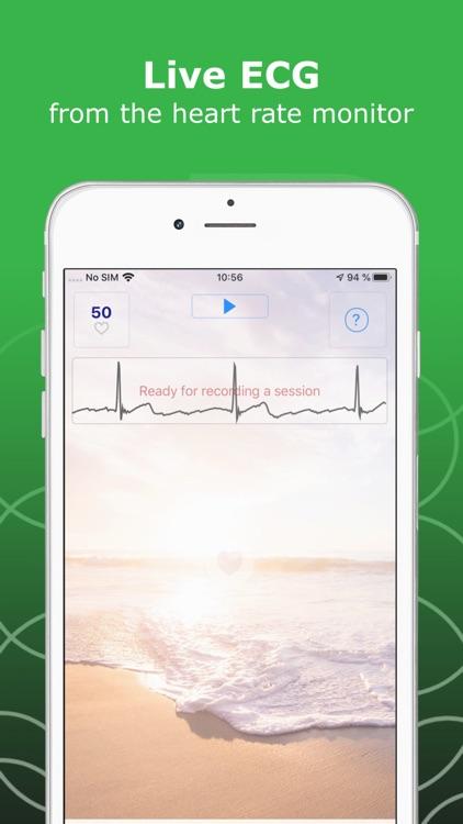 HeartBreath HRV screenshot-4