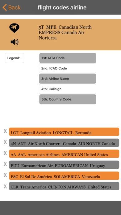 flight codes airlineのおすすめ画像4