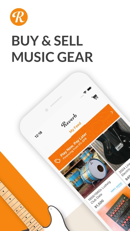 Reverb: Buy & Sell Music Gear