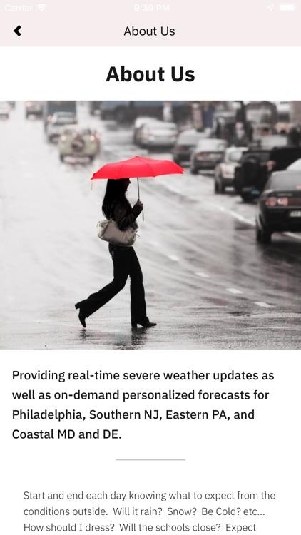 East Coast Weather Watch