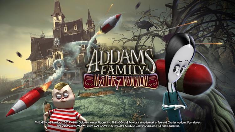 Addams Family: Mystery Mansion screenshot-5