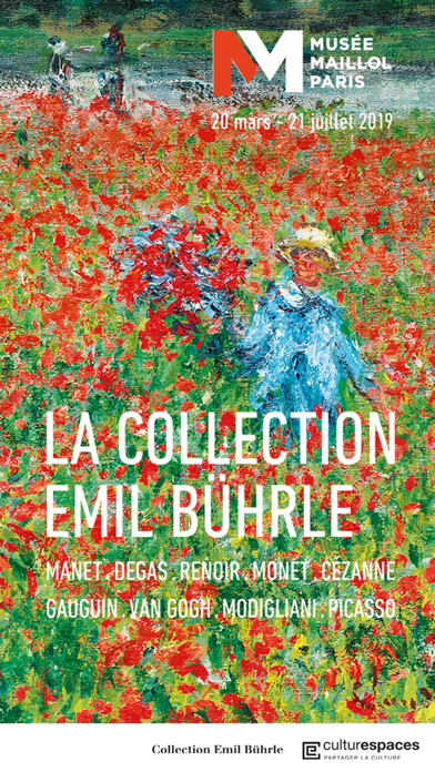 Screenshot for La collection Emil Bührle in France App Store