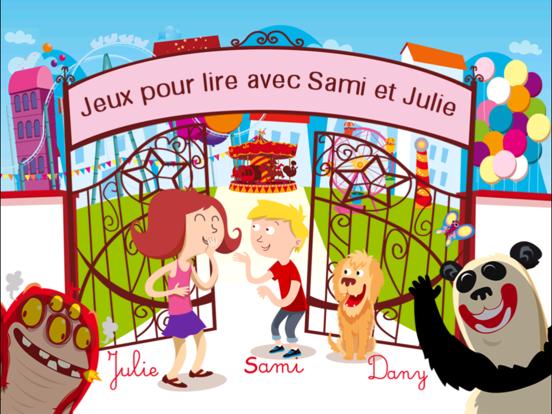 Lire avec Sami et Julie screenshot 6