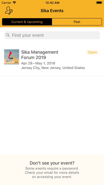 Sika Events by Sika Corporation