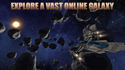 Screenshot from Vendetta Online