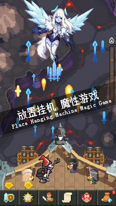 Idle Ship Heroes-clicker game by degui lin (iOS, United States