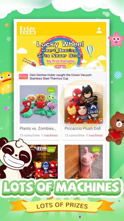 Claw Toys-Claw Machine Game screenshot-0
