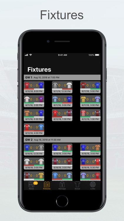 FPL Fantasy Football Manager screenshot-5