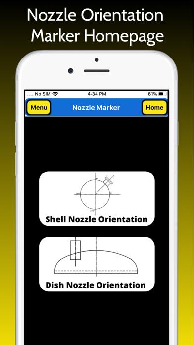 Nozzle Orientation Marker Pro screenshot 1