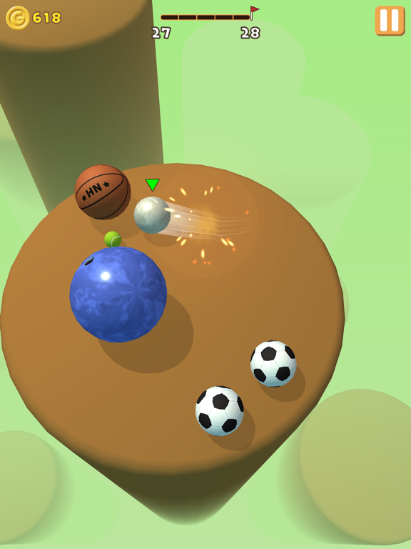 Ball Action screenshot 9