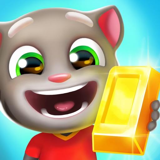 Baixar Talking Tom: Corrida do Ouro para iOS