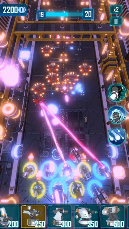 Tower Defense X - Strategy War screenshot-5