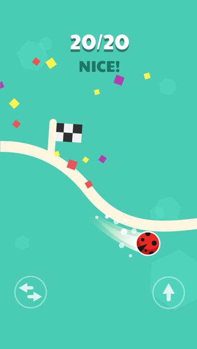 Ball Rider screenshot two