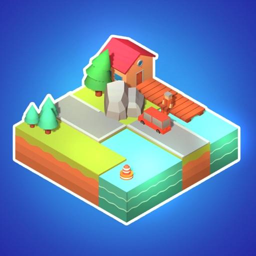 Block Land 3D