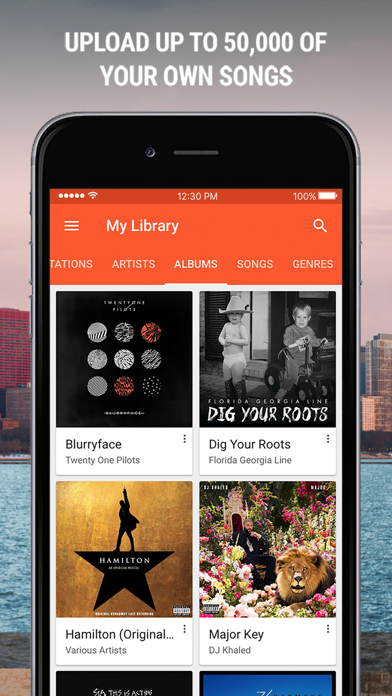 download Google Play Music apps 0
