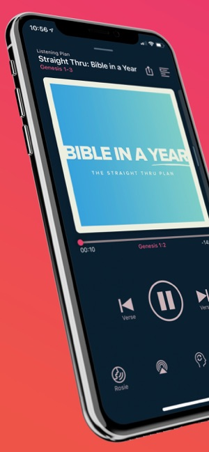 Dwell: Audio Bible on the App Store