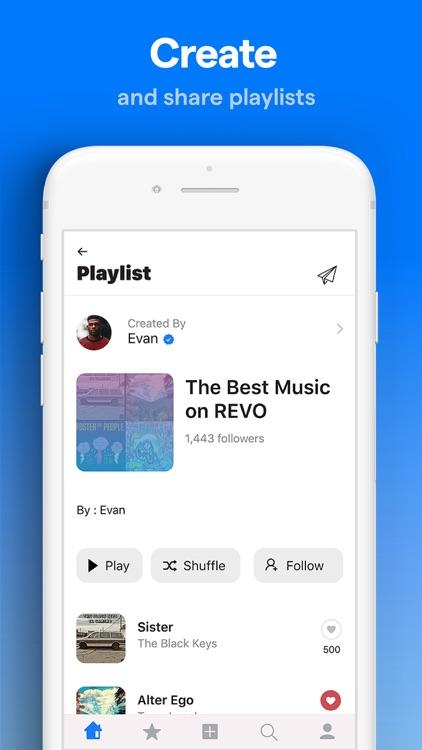 Revo - Discover New Music