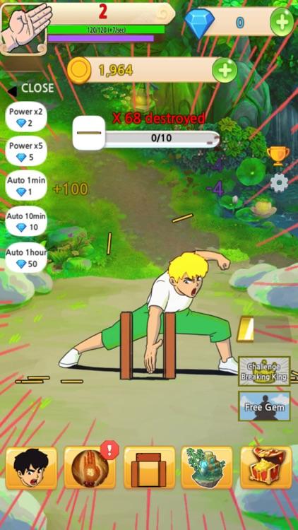 Slashing Kungfu Kata Training screenshot-4